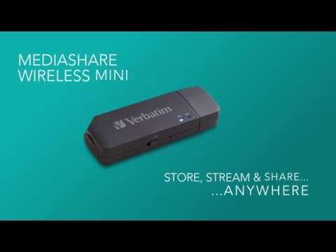 Verbatim MediaShare Mini