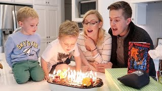 KID'S BIRTHDAY SURPRISE FOR MOM AND DAD! 🎁🎂