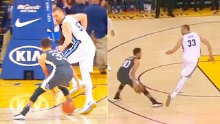 Stephen Curry BREAKS ANKLES in Return from Injury!!!