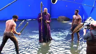 Black Panther - Behind the Scenes