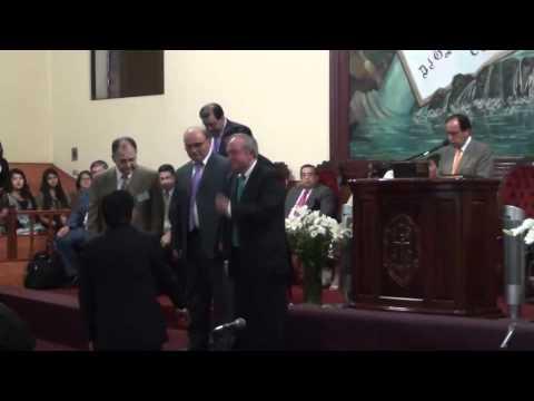 Presentación Directorio 2012-2016 Iglesia Pentecostal