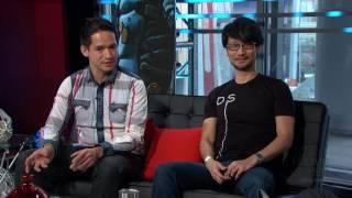 YouTube Live at E3 2016 - Hideo Kojima Interview