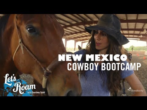 Let's Roam with The Lone Ranger: Cowboy Bootcamp
