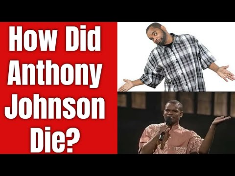 How Did Anthony Johnson Die?