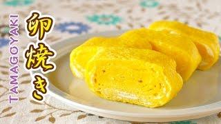 How to Make Tamagoyaki (Sweet and Savory Japanese Egg Rolls Recipe)   OCHIKERON