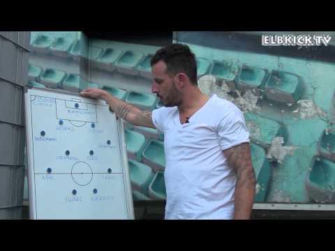 Die Traumelf von Alexander Krohn (SC Condor) | ELBKICK.TV