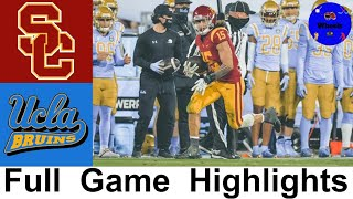 #15 USC vs UCLA Highlights | College Football Week 15 | 2020 College Football Highlights