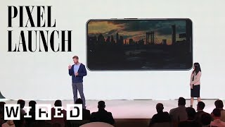 Pixel Launch 2018: Pixel 3, Pixel Slate, Google Home Hub - Everything You Need to Know   WIRED