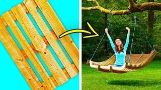 24 Outstanding DIYs For Your Backyard || DIY Home Decor