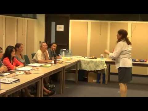 Dena Falken, the BEST Lawyer presenting Legal English Seminars