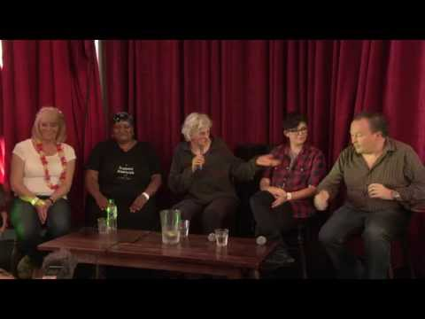 Totnes Pride 2015 Panel Discussion | Let's Talk About Gender