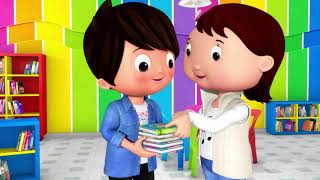Little Baby Bum | Jacus and Friends | Saying Sorry | Baby Songs | Nursery Rhymes For Babies