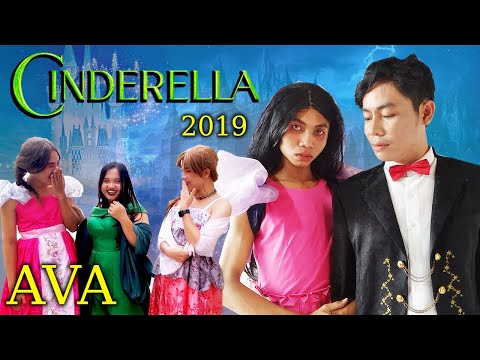 AVA Cinderella Funny Version 2019