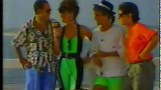 Grupo Clip en MTV - Daisy Fuentes - Sin ti (Chiro de amor)