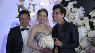 Đám cưới Giang Hồng Ngọc: Ngọc Sơn, Gil Lê cùng đông đảo sao Việt rạng rỡ đi ăn cưới