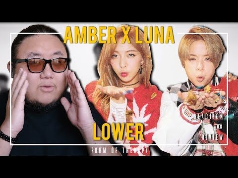 Producer Reacts to Amber x Luna