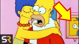 20 Simpsons Mistakes That Slipped Through Editing