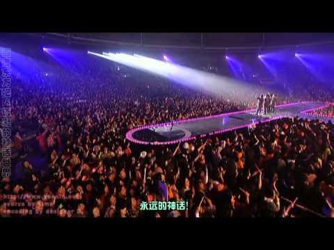 [中字]Shinhwa 10th Anniversary Concert In Seoul 2008 Part.3