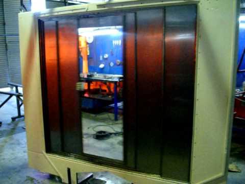 Mazak FH6800 X - Axis
