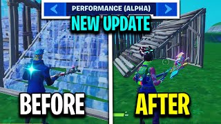 Performance Mode Just Got Updated Yet AGAIN? (Why Bubble Wrap Builds Got Removed)