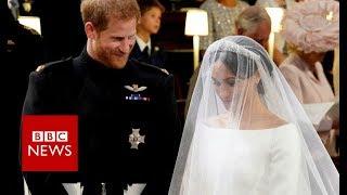 Royal wedding 2018: Lip-reader on what Meghan and Harry said - BBC News