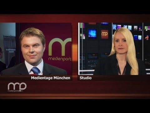 Journal: Medientage München 2011 - Auftakt und Highlights