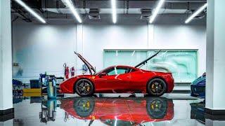 I Flew My Ferrari 6000 Miles To Dubai For PPF