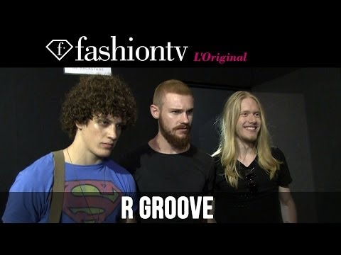 R Groove Men Summer 2015 Backstage   Fashion Rio   FashionTV - Smashpipe Style