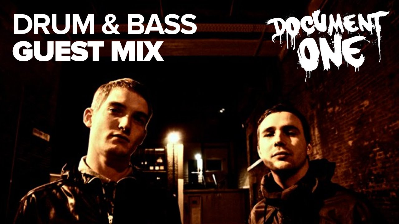#183 - Drum and Bass Mix - Document One
