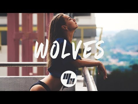 Selena Gomez, Marshmello - Wolves (Lyrics / Lyric Video) Said The Sky Remix