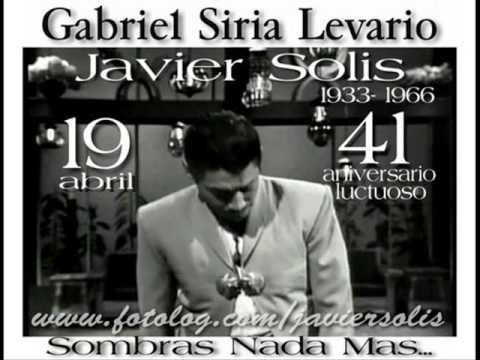 Javier Solís-Amigos nada mas