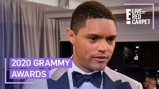 Trevor Noah Hasn't Processed Kobe Bryant's Death | E! Red Carpet & Award Shows