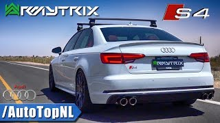 2018 audi s5 b9 exhuast sound Videos - Playxem com