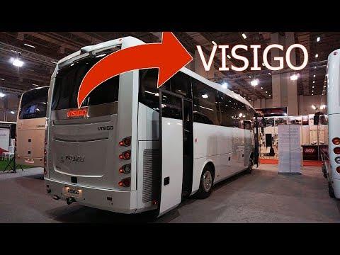 Bir Türk Otobüsü Anadolu Isuzu Visigo Busworld 2018