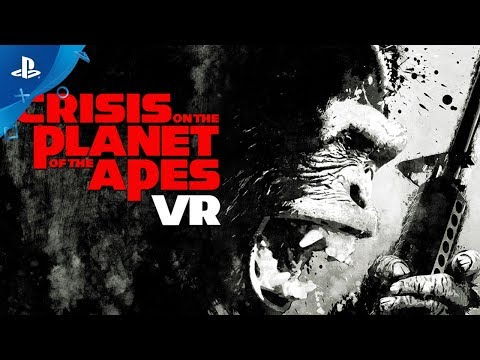 Crisis on the Planet of the Apes Trailer