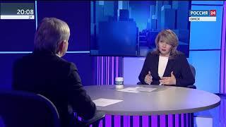 Актуальное интервью Владимир Плужник