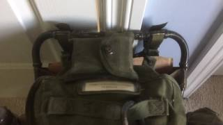 Vietnam 9th ID rucksack (ruck inspiration series)