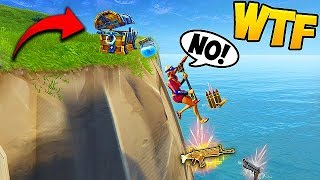 *NEVER* OPEN THIS CHEST! - Fortnite Funny Fails and WTF Moments! #288 (Daily Moments)
