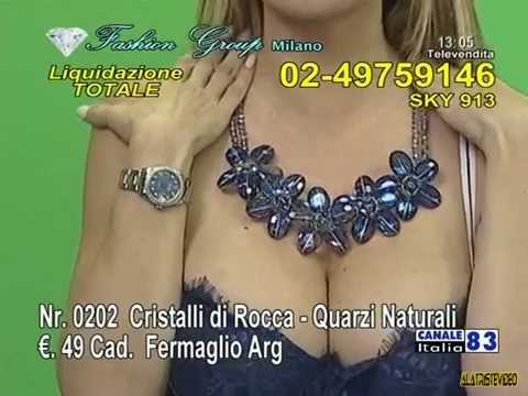 Emanuela televendita 30 01 15 secondo for Patrizia rossetti eminflex