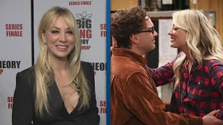 Big Bang Theory Finale: Kaley Cuoco Reacts to Penny and Leonard's Baby Bombshell (Exclusive)