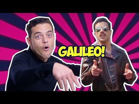 Rami Malek Is Hilarious (Bohemian Rhapsody)