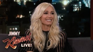 Gwen Stefani Reveals Fun Fact About Blake Shelton's Ex-Girlfriend