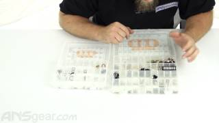 Invert mini Player Parts Kit Small Size