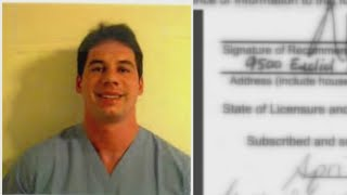 State medical board records detail criminal past of accused doctor