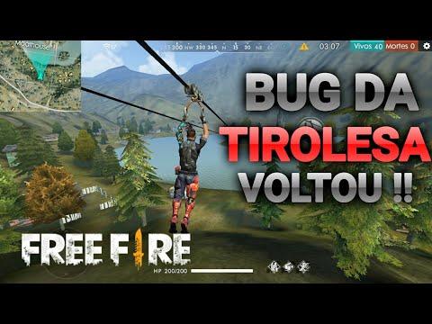 Novamente: O Bug da Tirolesa Voltou!