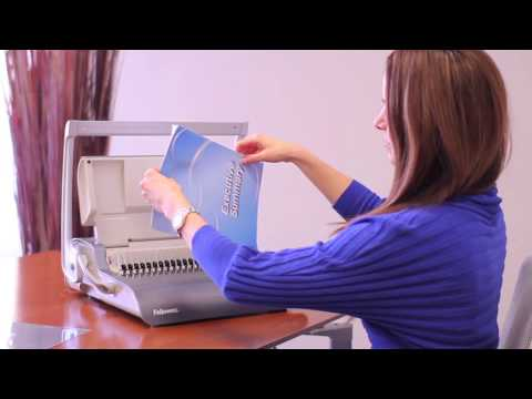 Fellowes® Quasar™+ 500 Manual Binding Machine
