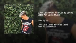 Swan Lake Danse de Coupe Scene Valse Act Ballet Music