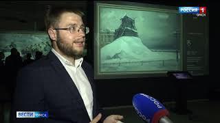 В Омске открылась выставка художников, посвященная ВОВ «Память поколений»
