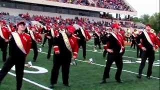 'Pitt State Marching Band - Gangnam Style