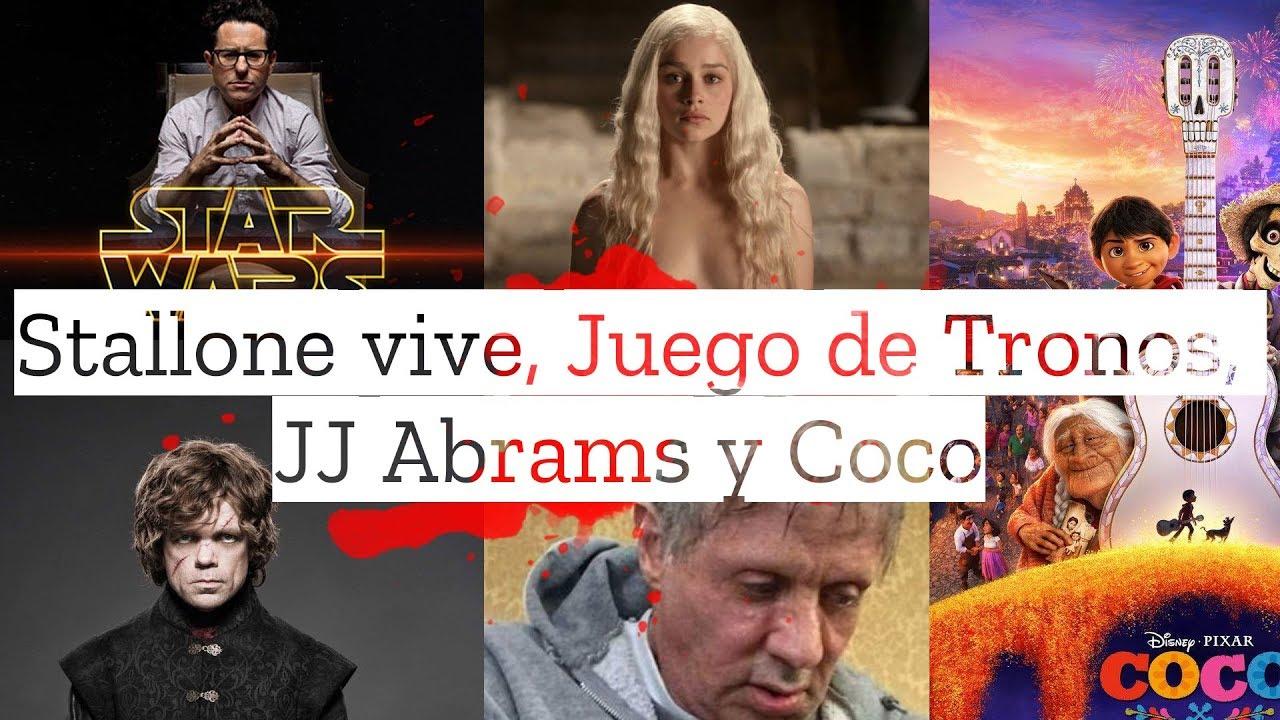 cine,  youtuber,  youtube,  estrenos,  star wars,  coco,  Juego de Tronos,